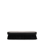 Black Pig Hair Shoe Brush