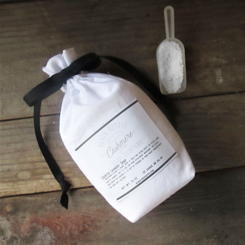 CASHMERE Laundry Soap 1# Cloth Bag