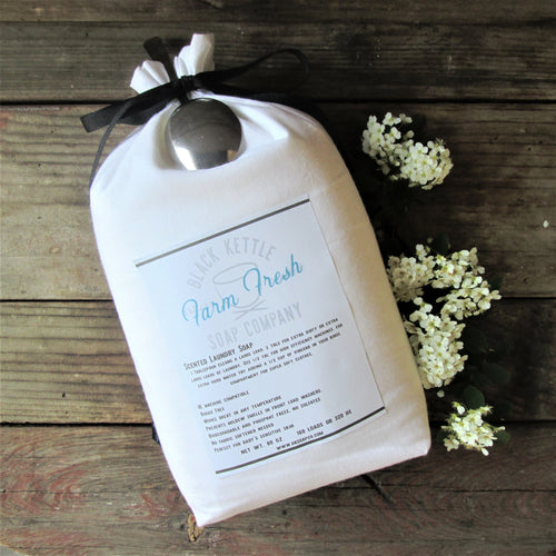 FARM FRESH - 5 # Cloth Bag Laundry Soap