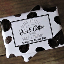 Load image into Gallery viewer, BLACK COFFEE Soap