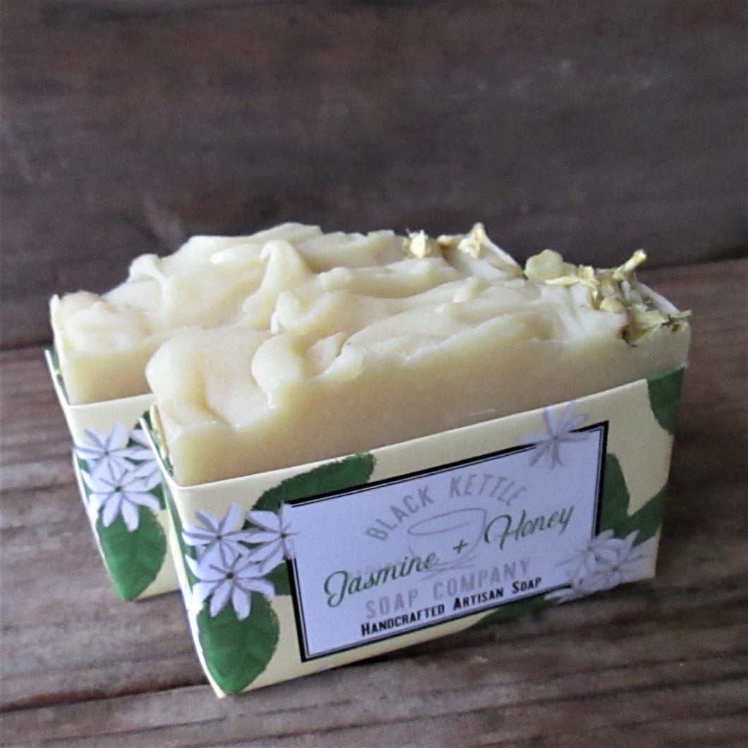 JASMINE + HONEY Soap