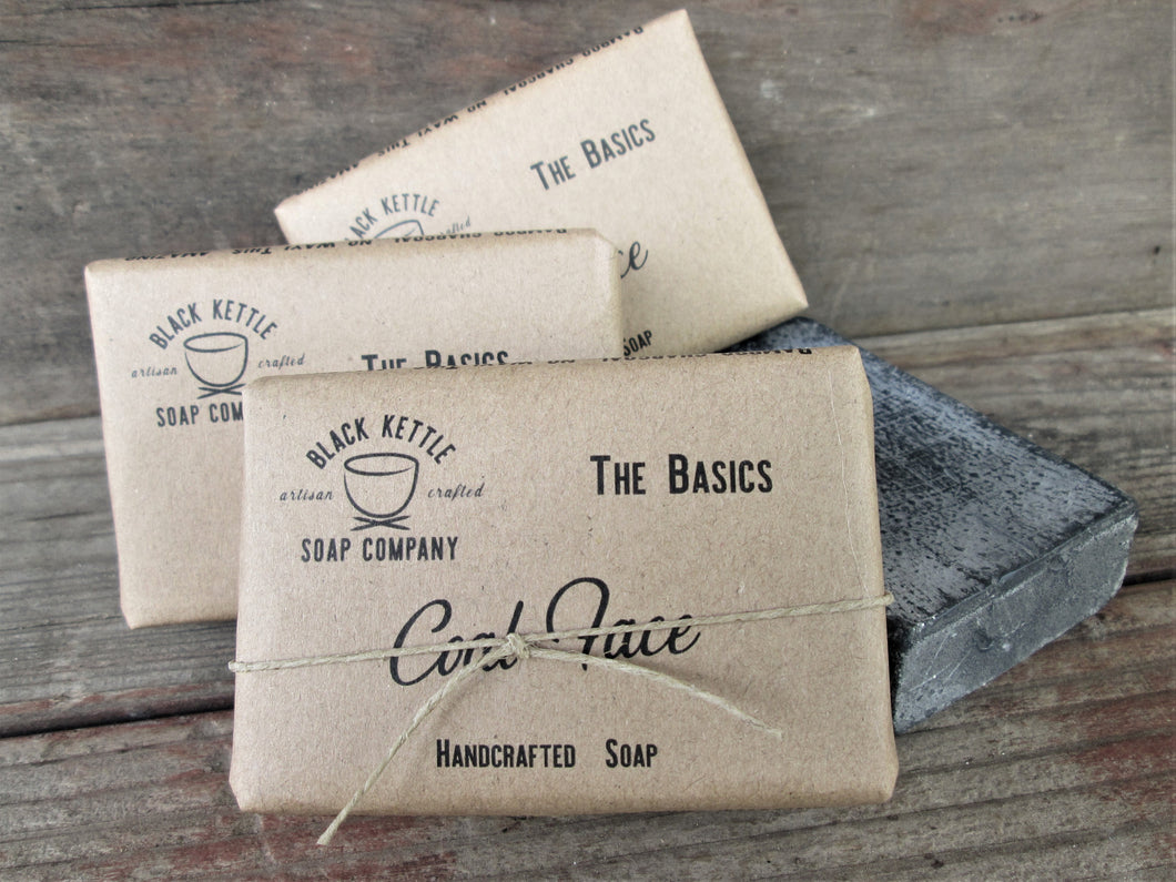 COAL FACE Charcoal Soap