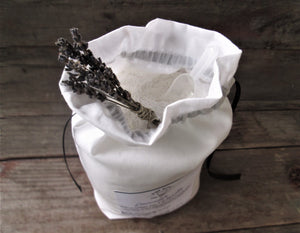 LAVENDER VANILLA - 5 # Cloth Bag Laundry Soap