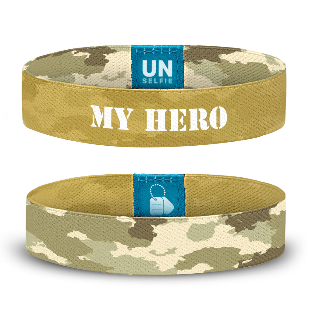 My Hero, Camo Unselfie Band