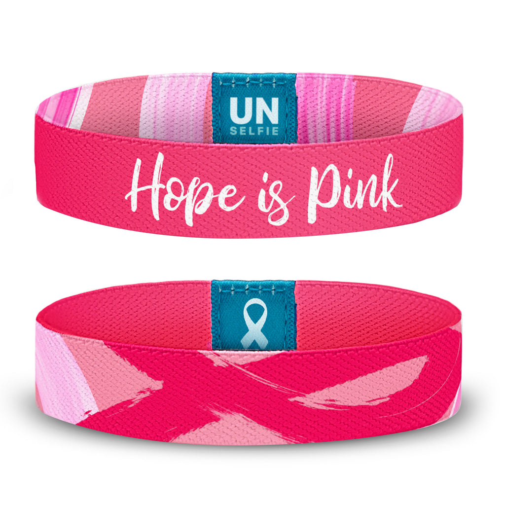 Hope is Pink Unselfie Band