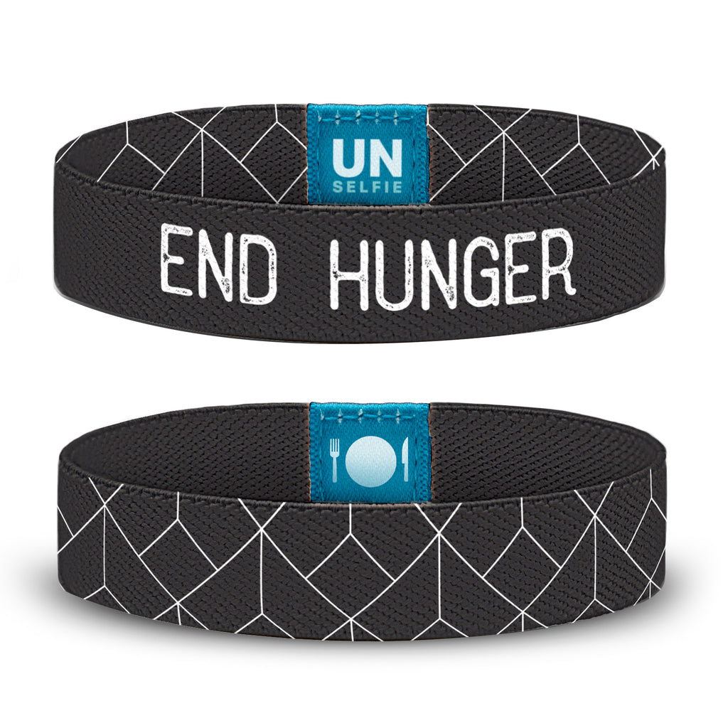 End Hunger, Geometric Unselfie Band