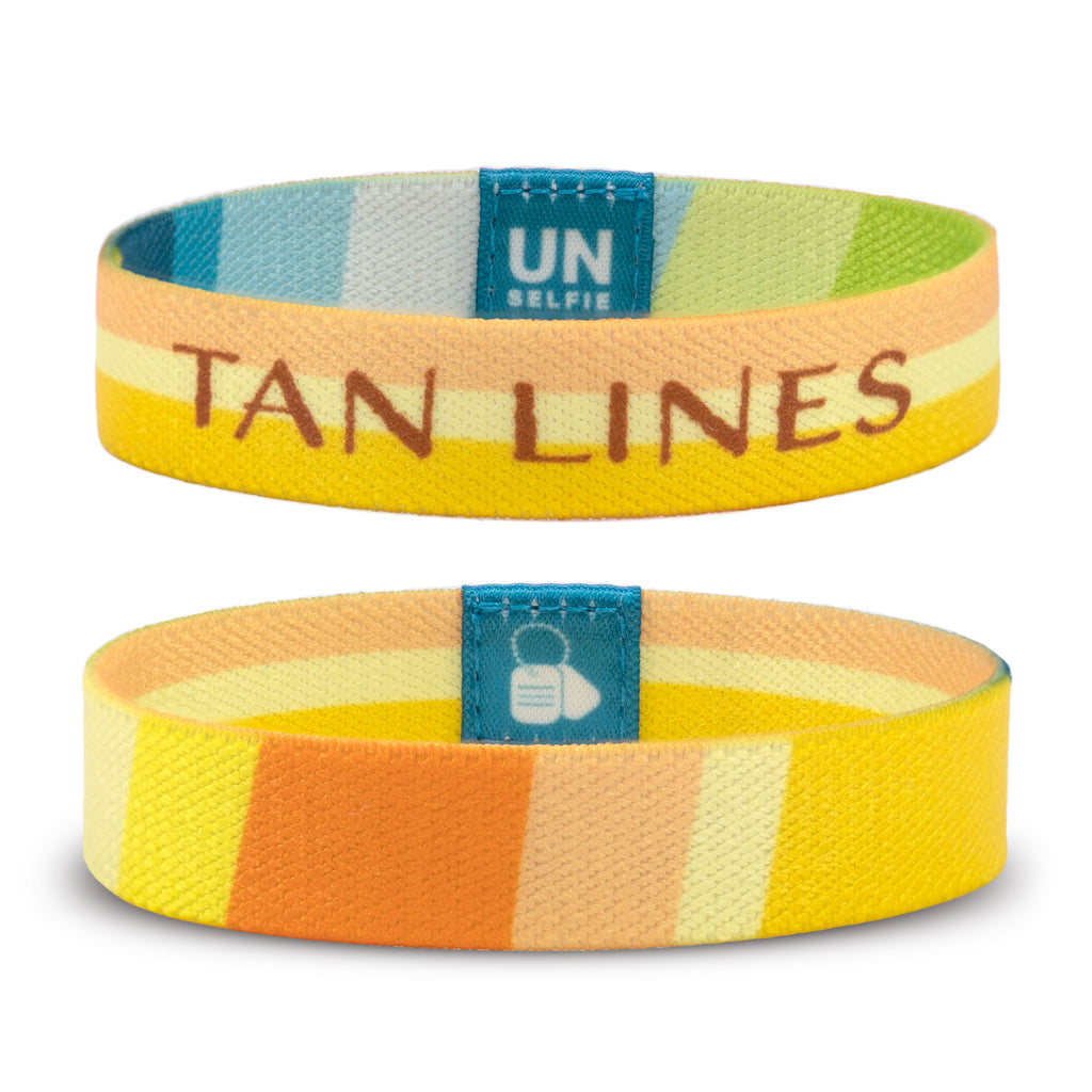 Tan Lines Unselfie Band