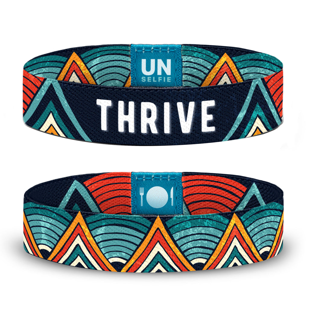 Thrive Unselfie Band