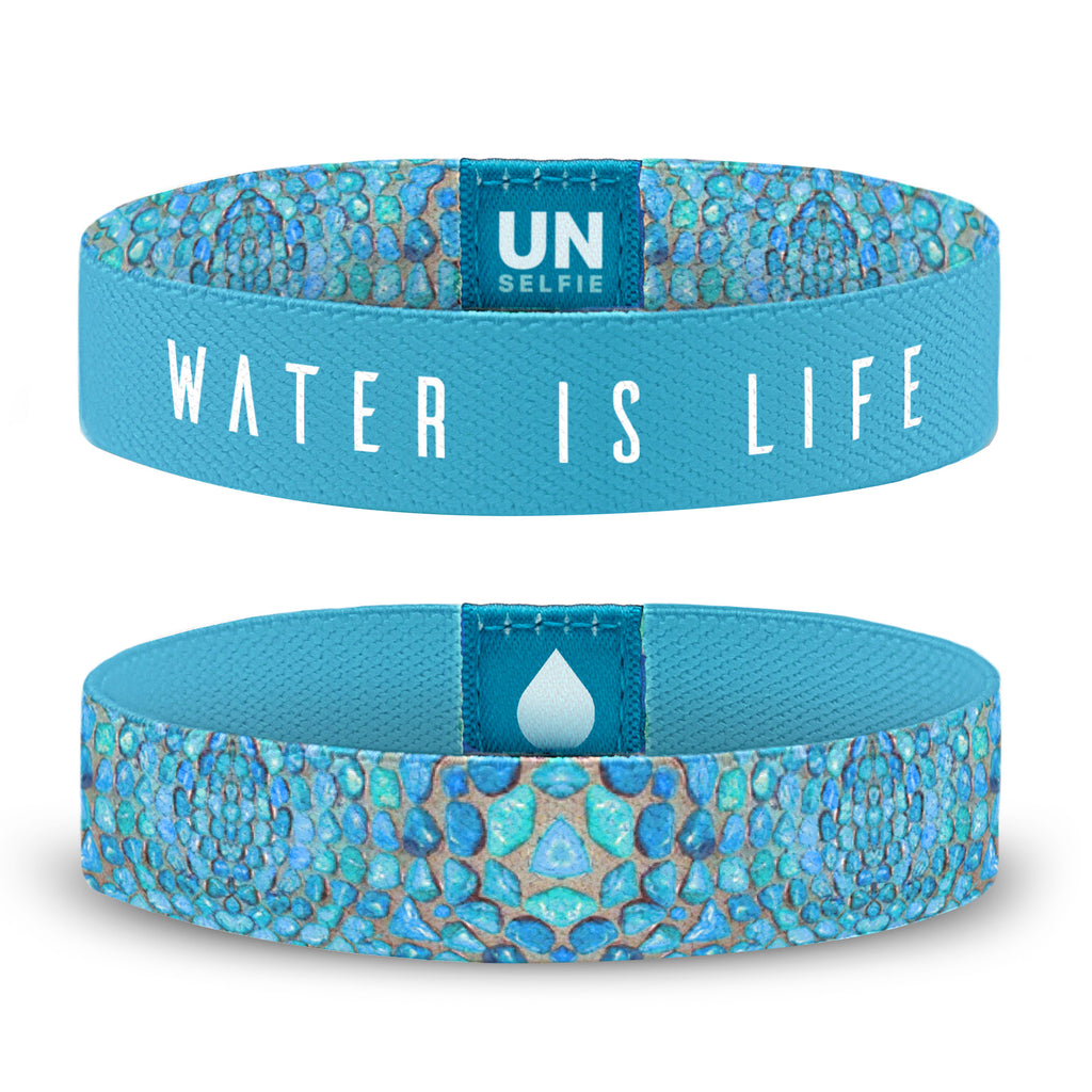 Water is Life, Kaleidoscope Unselfie Band