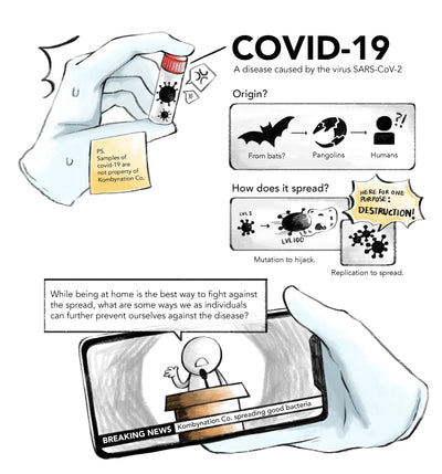 Covid-19 - What is it and how can you keep you and your family safe