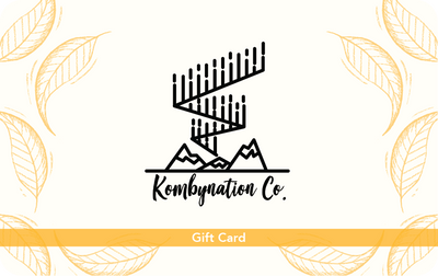 Kombynation Co. kombucha gift card