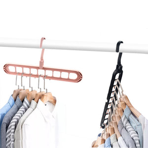 Space-Saving Magic Hanger - Buy 2 Take 2 FREE!