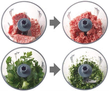 Load image into Gallery viewer, Capsule Blender Food Processor