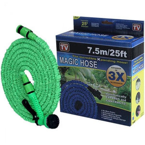 X-Hose! The Incredible Expanding Hose w/ Spray Gun