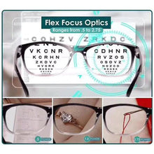 Load image into Gallery viewer, Adjustable Reading Glasses - Buy 1 Get 1 FREE!