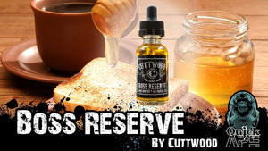 REMIX: CUTTWOOD BOSS RESERVE | DIY EJUICE COLOMBIA