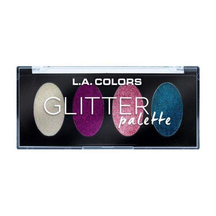 L.A. Colors Glitter Palette - Magical