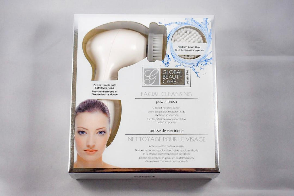 NEW Global Beauty Care Facial Cleansing Brush
