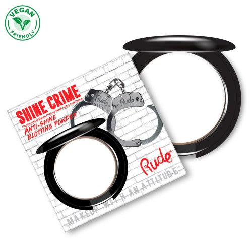 Shine Crime Anti-Shine Blotting Powder - Translucent