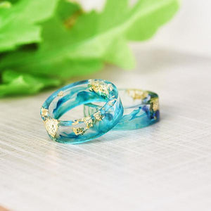Handmade Ocean Magic Ring