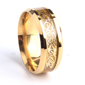 The Gold Dragon Ring