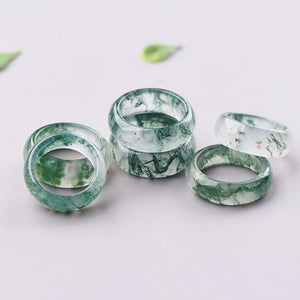 Natural Water Grass Ring