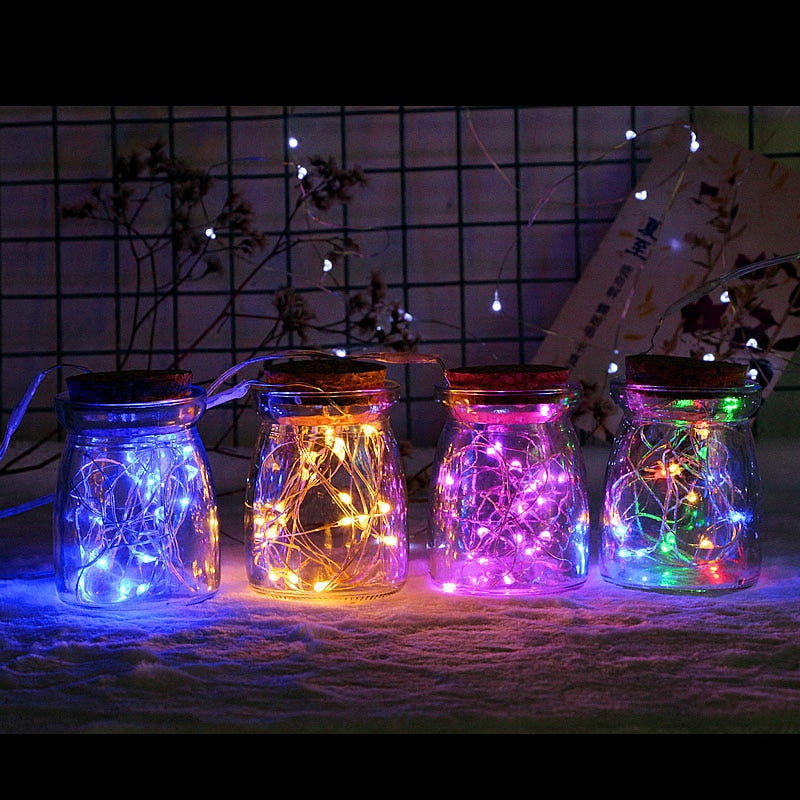 Fairy Garland Night Light