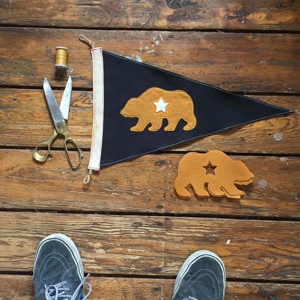 California Golden Bear (Flag)