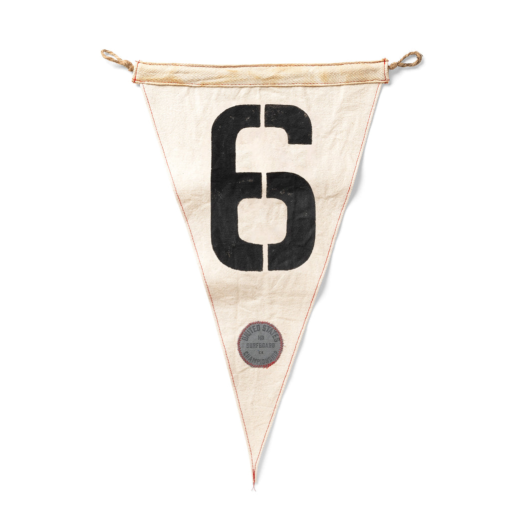Jersey Number Flags