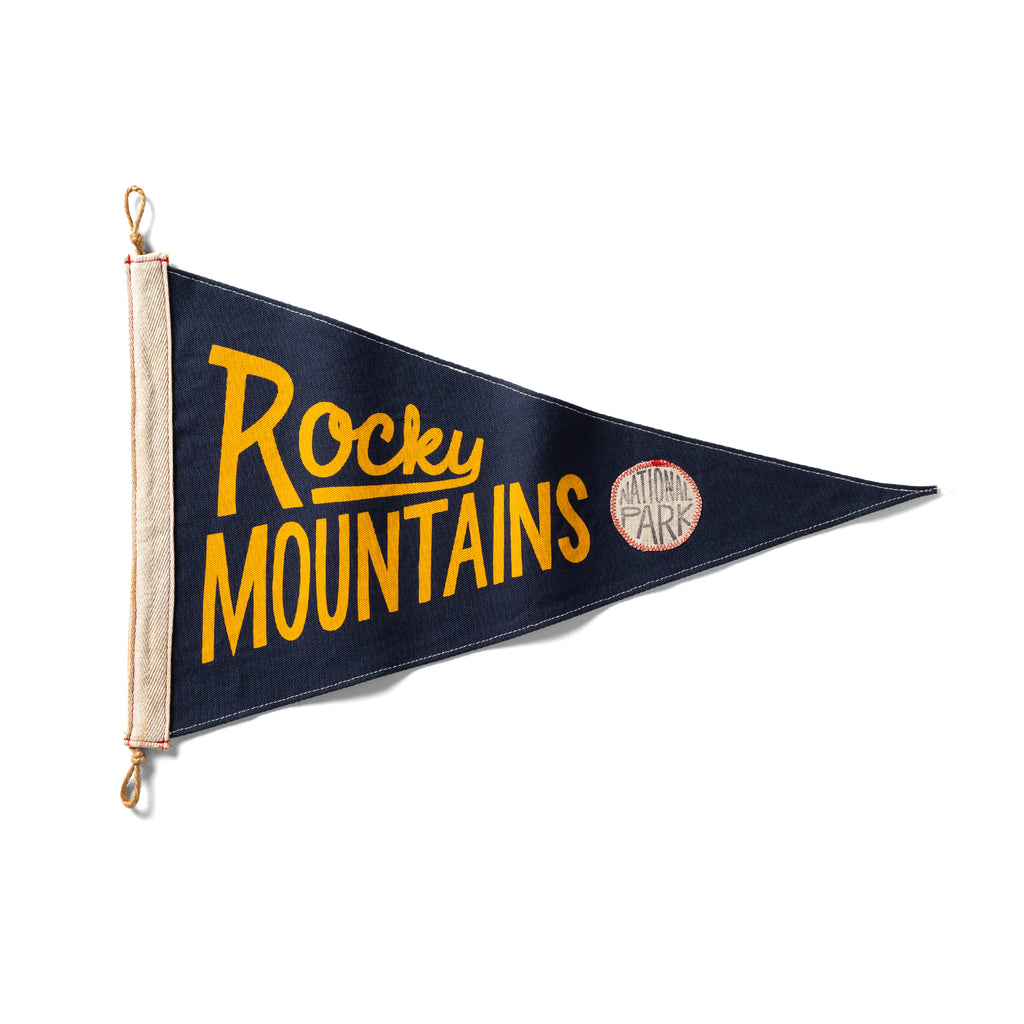 Rocky Mountains Flag
