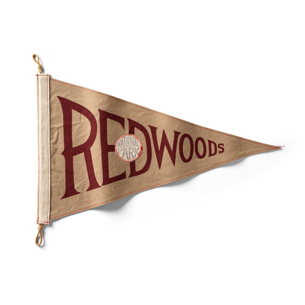 Redwoods Flag