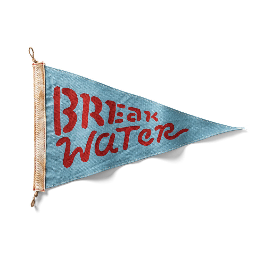 Break Water Flag