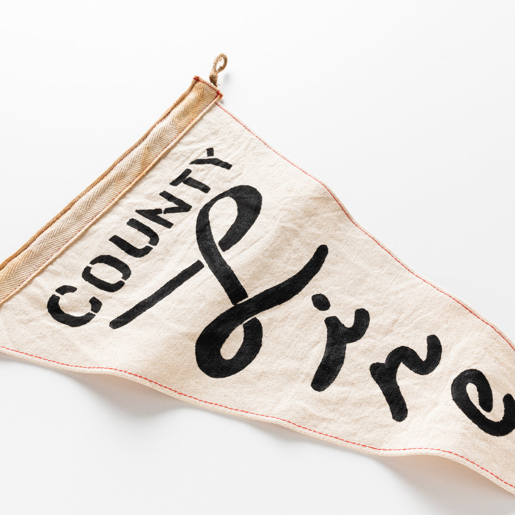 County Line Flag
