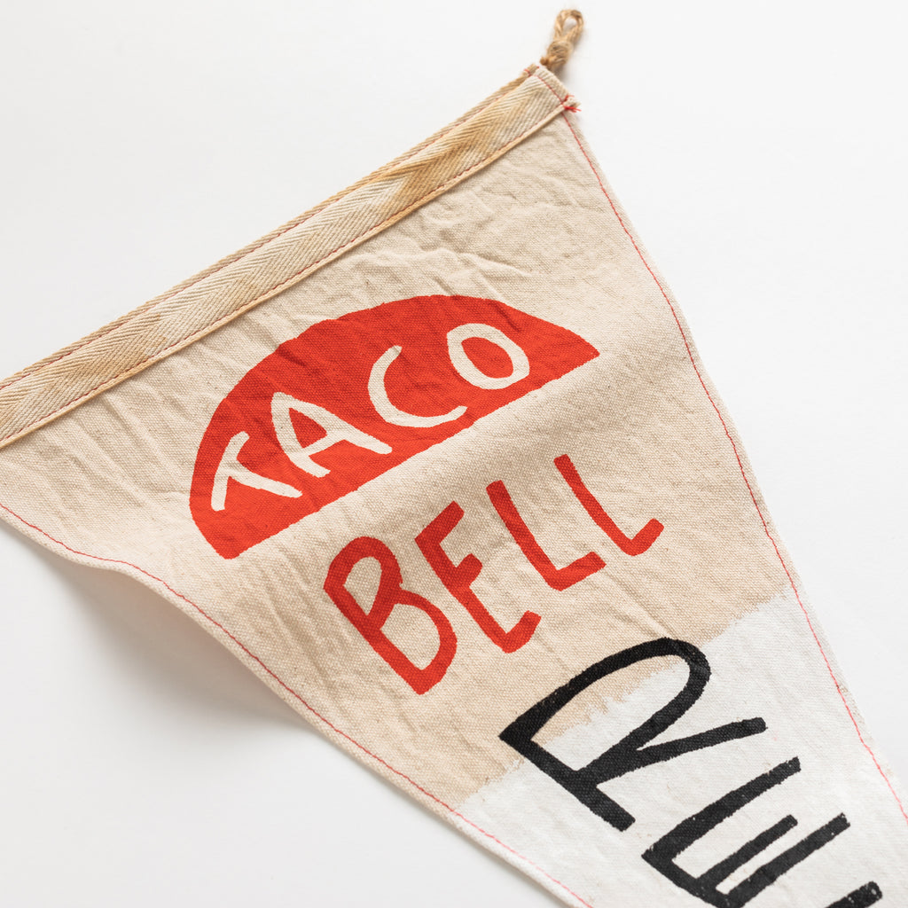 Taco Bell Reef Flag