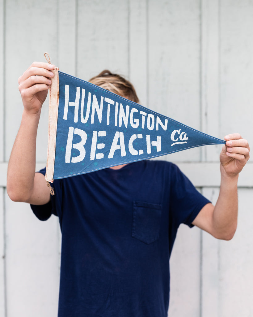 Huntington Beach Flag