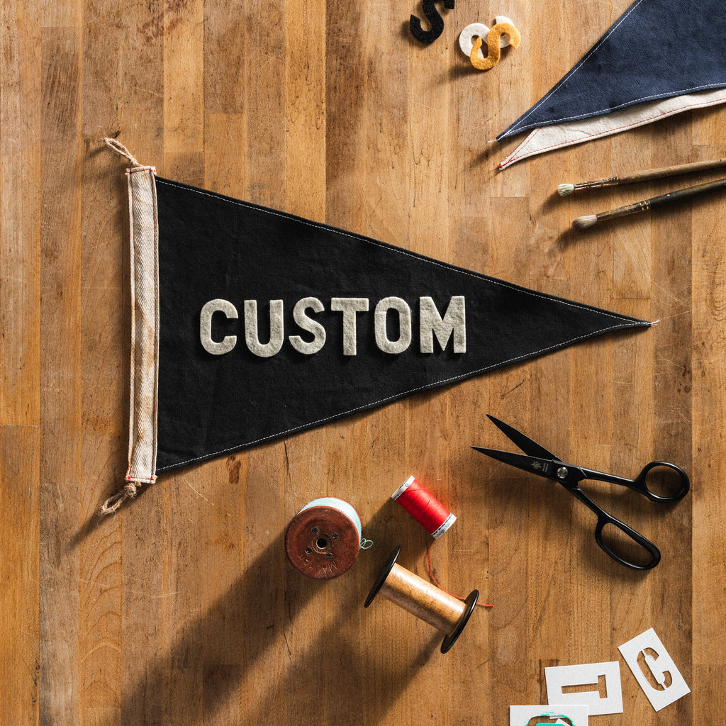 Returning Oct 1: Custom Flag