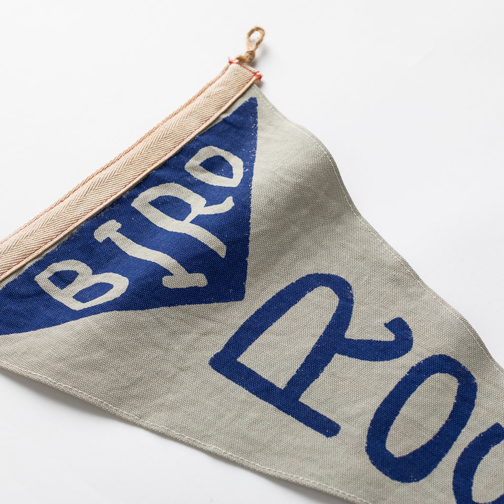 Bird Rock Flag - BLU