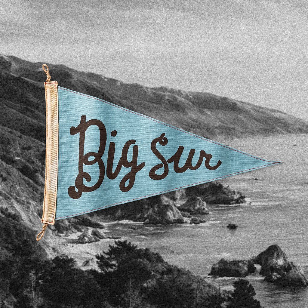 Big Sur Flag
