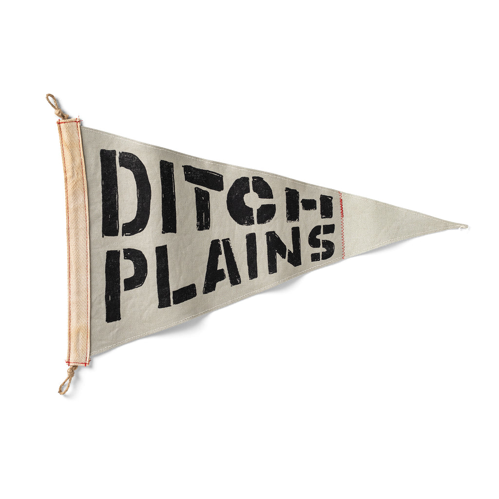 Ditch Plains Flag - GRY