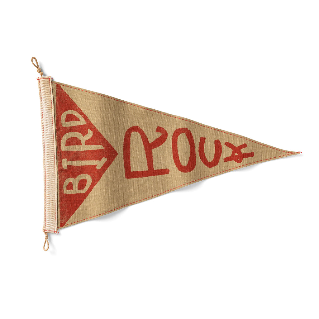 Bird Rock Flag - RED