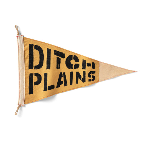 Ditch Plains Flag - YEL