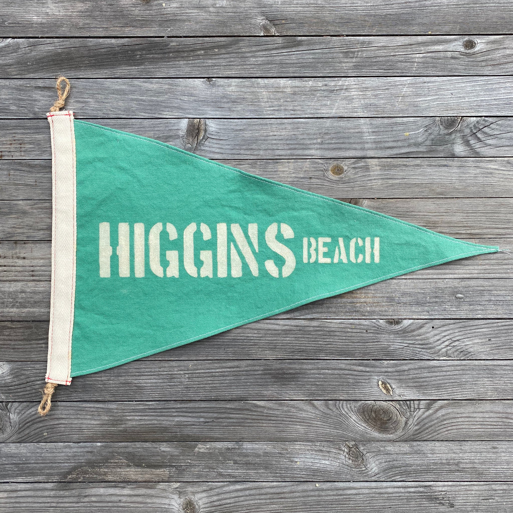 Higgins Beach Flag