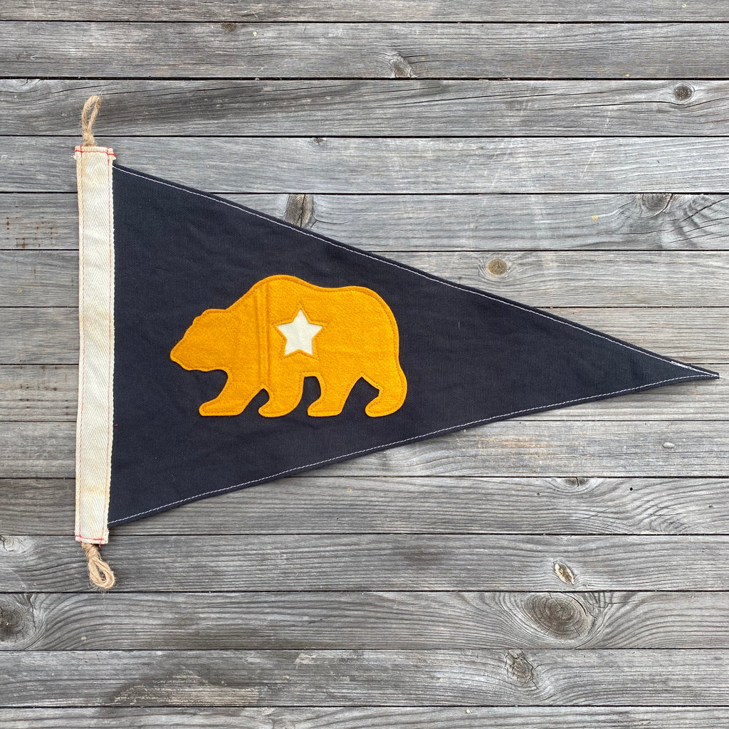 Grumpy CA Bear Flag