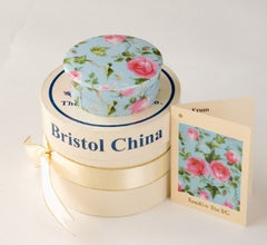 Chintz Trinket Box