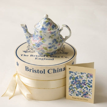 Chintz Miniature Teapot