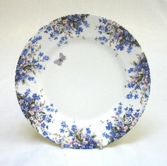 Forget-Me-Not & Lily Medium Plate