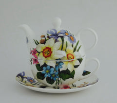 Spring Flower Tea For One
