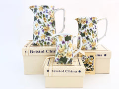 Set of 3 Chintz Tankard Jug In gift box
