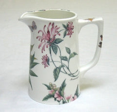 Tea Flower Large Tankard Jug with Earl Grey and Florals