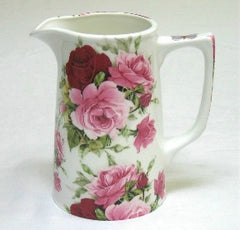 Summertime Rose Large Tankard Jug